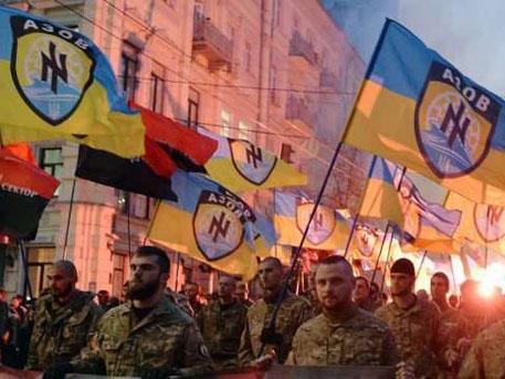 """Стратфор: """"Десният сектор"""" вече е заплаха за Украйна"""