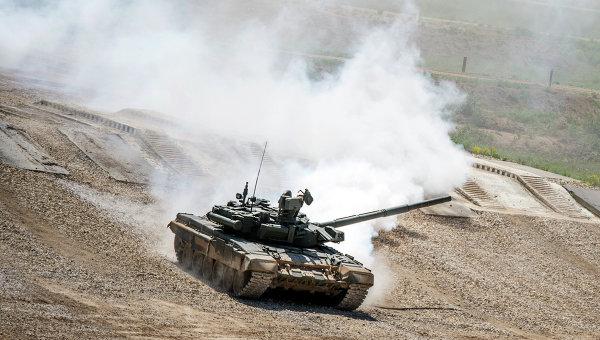 """Сайтът на руското министерство на отбраната показа въоръжението от форума """"Армия-2015"""""""