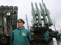 Край Москва бе открито уникално изложение на съвременните постижения в областта на въоръжението