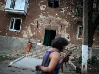 Три жени са загинали в резултат на обстрел в Горловка, две деца са ранени