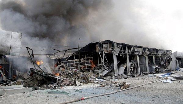 Отново ожесточени сблъсъци в Донбас