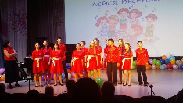 Млади изпълнители превзеха сцената на РКИЦ