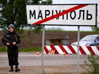 Киев затвори пътя за Мариупол