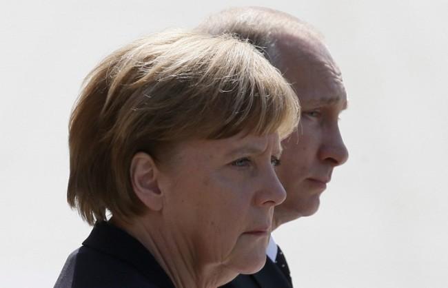 Меркел: Сътрудничеството с Русия трябва да продължи