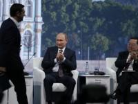 Икономическият форум в Петербург – изолацията на Русия е невъзможна