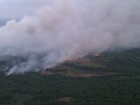 Отново пожари в Чернобил