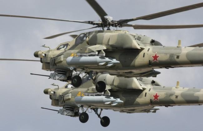 Руските войски преминават проверка на бойната готовност