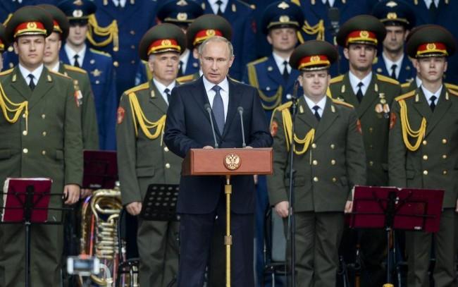 Путин: Над 40 нови междуконтинентални балистични ракети ще влязат в състава на ядрените сили на РФ през тази година