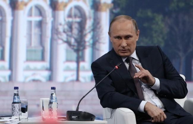 Путин: Именно действията на САЩ водят към нова Студена война