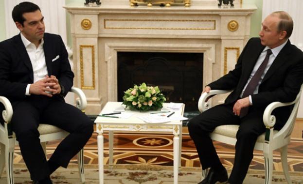 Ушаков: Путин и Ципрас ще обсъдят финансовата ситуация в Гърция