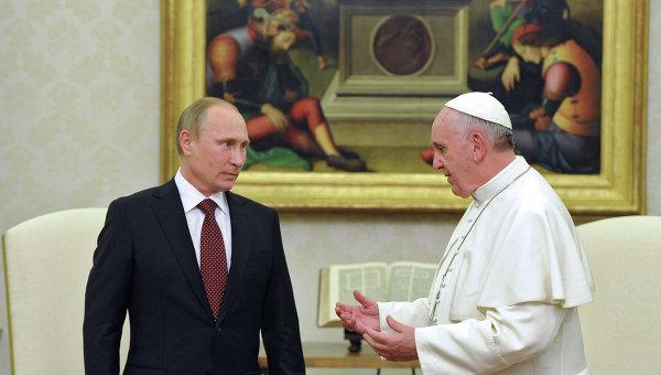 Corriere della Sera: САЩ са недоволни от отношението на Ватикана към Путин