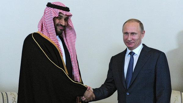 Путин прие покана да посети Саудитска Арабия