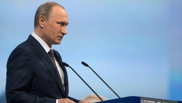"""Путин: Русия ще настоява за пълното изпълняване на """"Минск-2"""""""