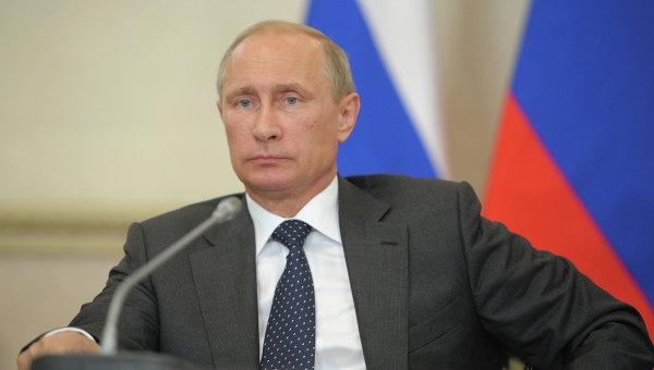 Путин: Русия не застрашава никого