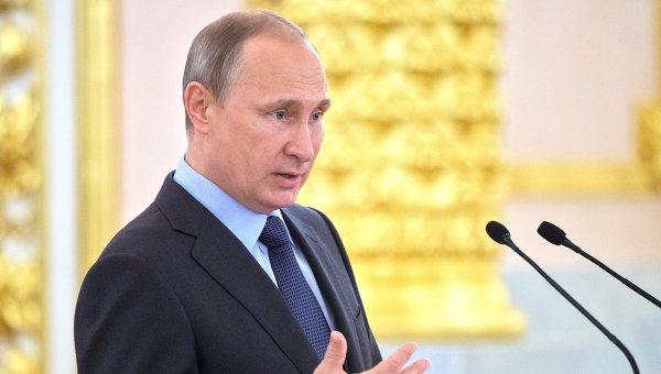 Путин: Силната армия с модерно оръжие – залог за суверенитета на РФ