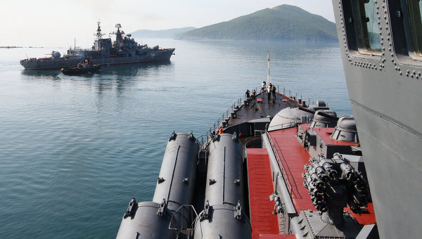 Русия и Египет за първи път провеждат съвместни военноморски учения