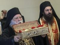 Ковчегът с десницата на Св. Георги пристигна в Петербург