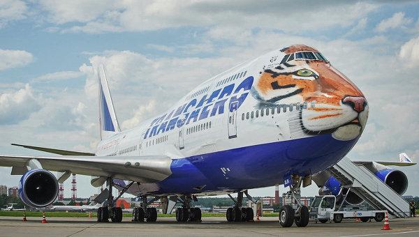 """""""Сибирският тигър"""" полетя в небето"""