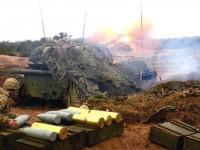 Украинската армия наруши примирието 36 пъти само за едно денонощие