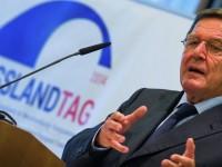 Шрьодер: Да не бъде поканен Путин на срещата на Г-7 е грешка