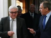 Щайнмайер призова Лавров и Кери за възобновяване на примирието в Сирия