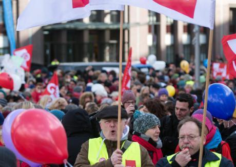 В Берлин се проведе митинг за загиналите деца в Донбас