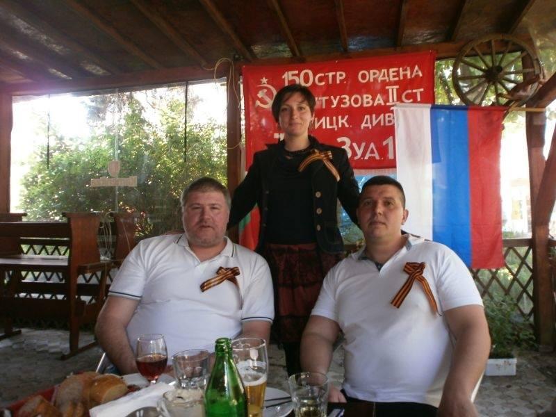 Филип Ралев, Веселина Комитова и Руслан Русев