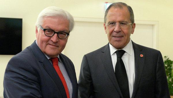 Незабавно да се прекрати конфликтът в Украйна, призоваха Берлин и Москва
