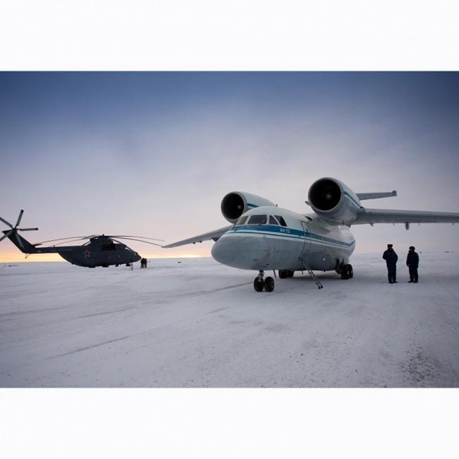 Русия ще разположи изтребители в Арктика