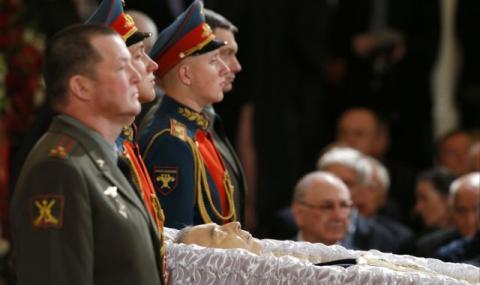 Посланикът на САЩ се прости с Евгений Примаков (Видео)