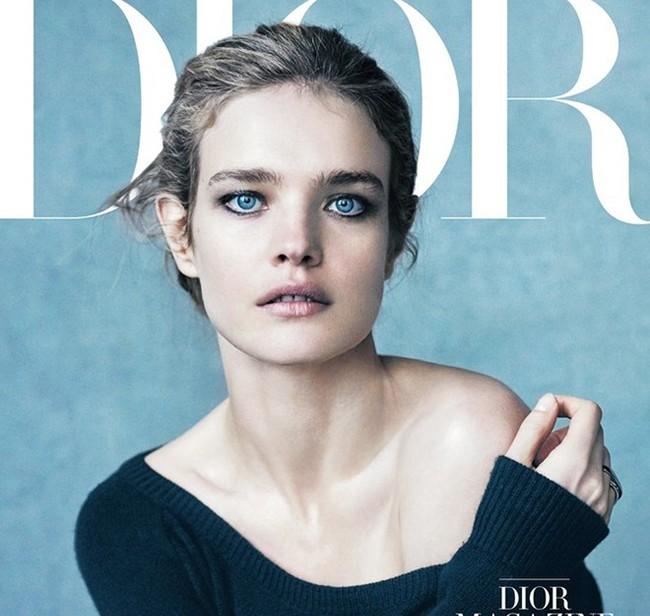 Наталия Водянова за Dior