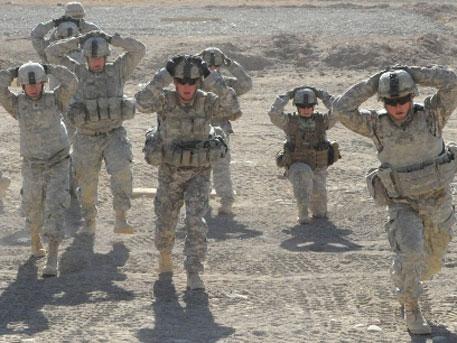 Американски военни опитаха да внесат незаконно оръжие в Украйна през Австрия