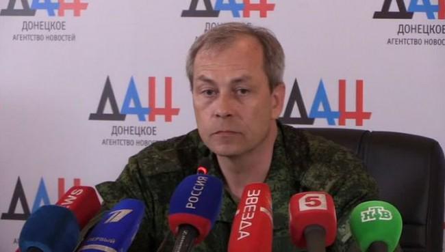 Басурин покани ОССЕ да премине по фронтовата линия