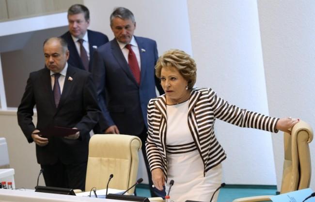 """Съветът на Федерацията изпрати в Главната прокуратура, външното и правосъдното министерство на РФ """"стоп-листа"""" с 12 чужди НПО"""