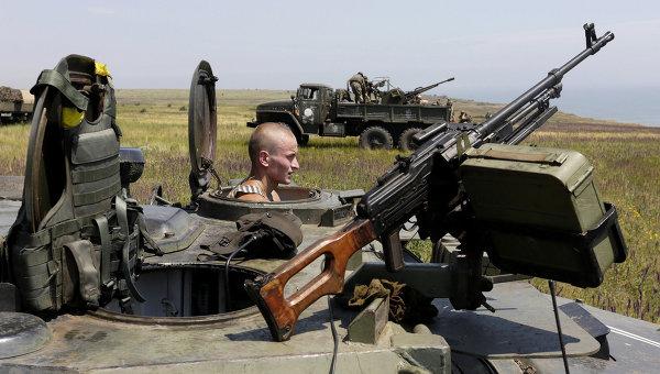 ДНР: Украинската армия разполага нова техника на фронтовата линия