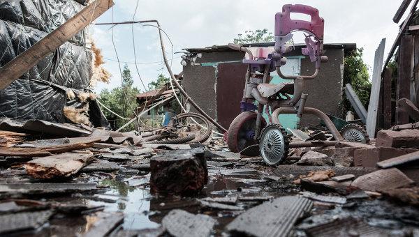 Украинската армия отново обстрелва Горловка