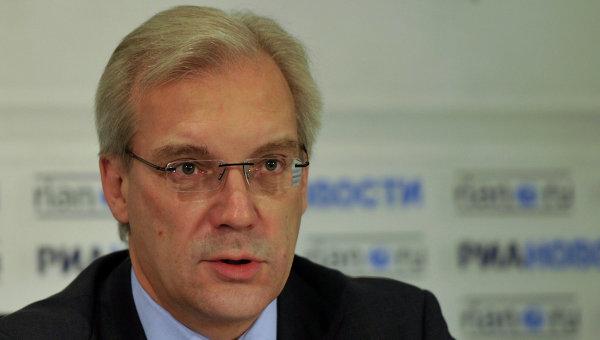 Грушко: Сметките на руските дипломатически мисии в Белгия са разблокирани