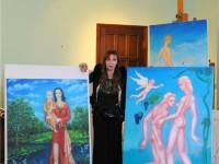 Джуна Член на Съюза на художниците