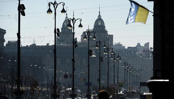 В Киев развяха руското знаме вместо българското за визитата на Плевнелиев в страната