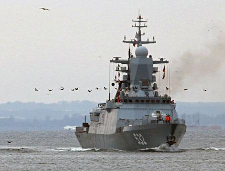 """Новите руски корвети ще """"зарадват"""" НАТО с роботизирани оръдия и антиторпеда"""