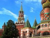 Разходка зад високите стени на Кремъл
