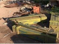 Опълченците от ЛНР откриха склад за американско летално оръжие в летището в Луганск