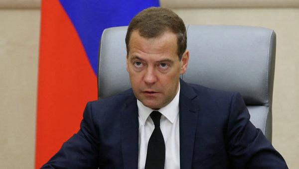 Медведев: Русия е велика морска сила