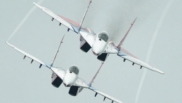 Невероятно излитане на МиГ-29 покори западните медии