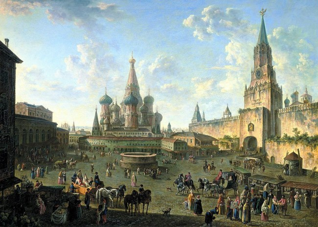 Годишнина от основаването на Москва