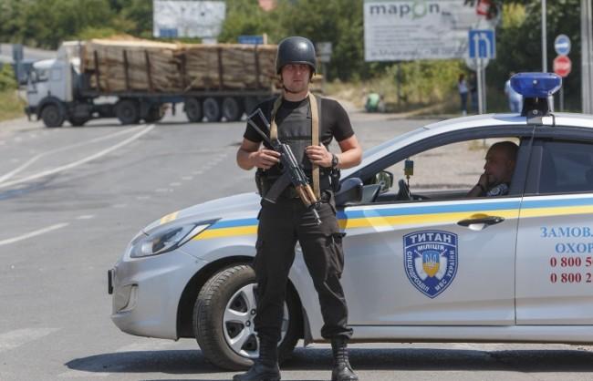МВР на Украйна назова организатора на конфликта в Мукачево