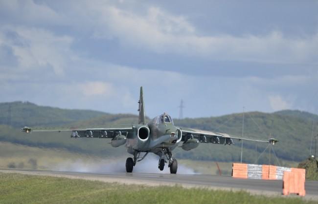 Пилоти от Северния флот на РФ започнаха тренировки на тренажора НИТКА в Крим