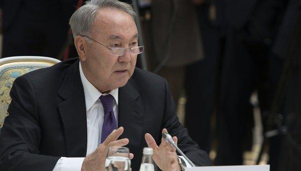 Назарбаев предложи създаването на антитерористична мрежа под егидата на ООН