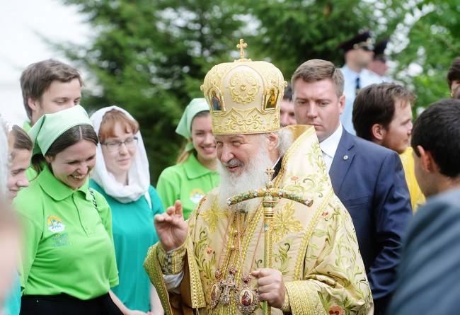 """Патриарх Кирил призова Украйна да не политизира термина """"Руски свят"""""""