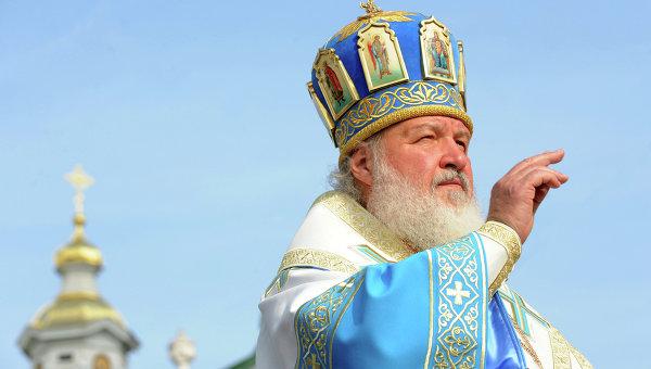 """Патриарх Кирил призова младежта да помни историята и да не се надява на """"външни сили"""""""
